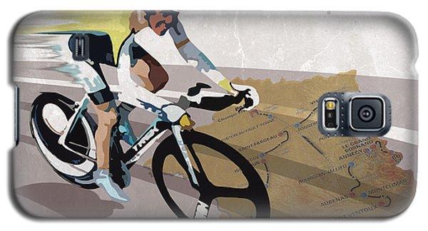Retro Contador Poster El Pistolero Galaxy S5 Case