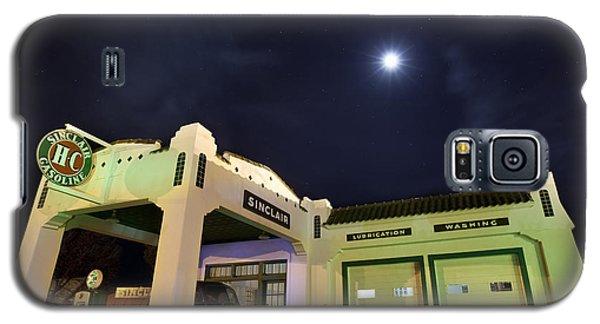 Retro Gas Station Galaxy S5 Case