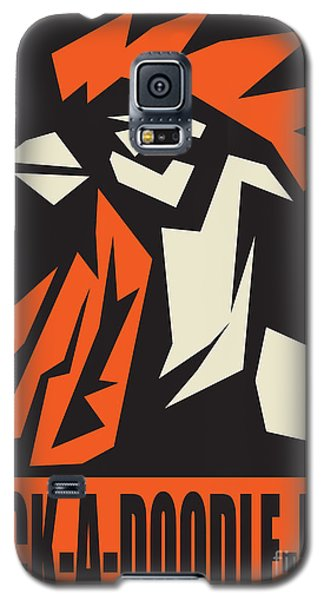 Revolutionary Rooster Galaxy S5 Case