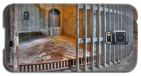 Revolving Jail Cell 1885 Galaxy S5 Case