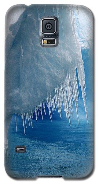 Rhapsody In Blue Galaxy S5 Case
