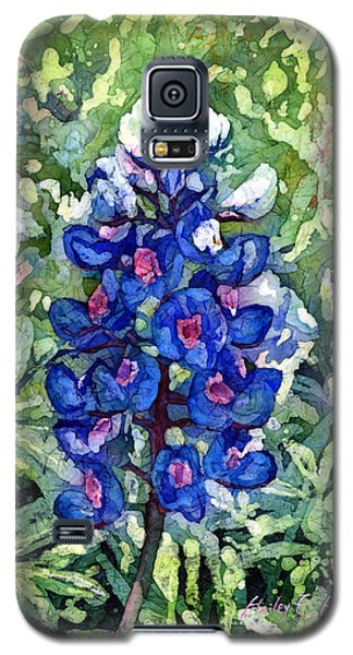 Rhapsody In Blue Galaxy S5 Case