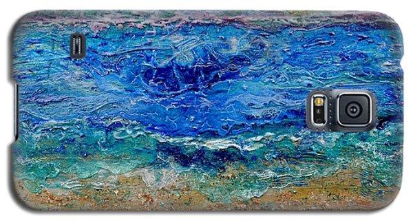 Rhapsody On The Sea  Galaxy S5 Case