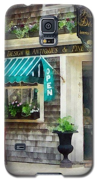 Rhode Island - Antique Shop Newport Ri Galaxy S5 Case