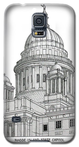 Rhode Island State Capitol Galaxy S5 Case