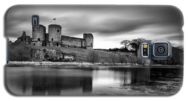 Rhuddlan Castle Galaxy S5 Case by Dave Bowman