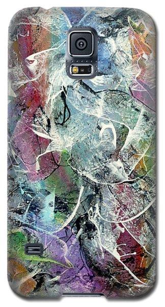 Madonna Col Bambino Galaxy S5 Case by Jim Whalen