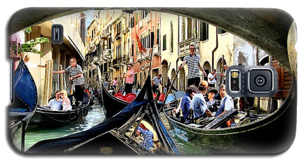 Rhythm Of Venice Galaxy S5 Case by Jennie Breeze