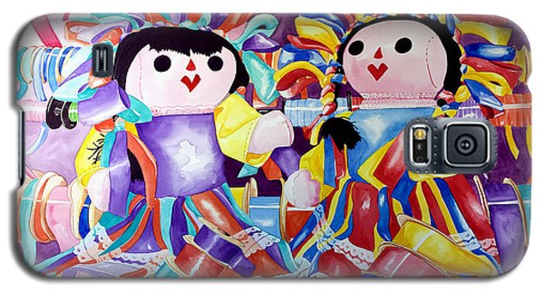 Ribbon Shoppin Galaxy S5 Case