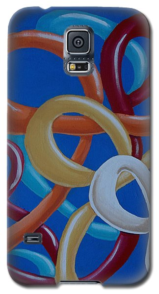 Ribbons In The Sky Galaxy S5 Case