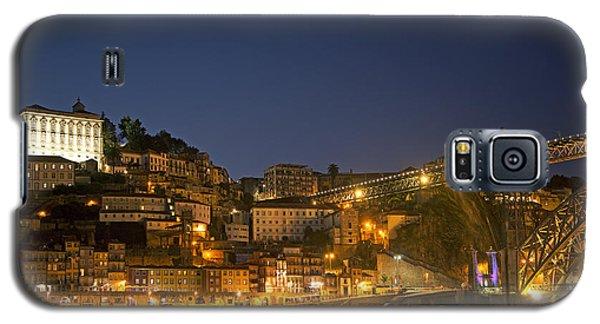 Ribeira Area Of Porto Portugal Galaxy S5 Case