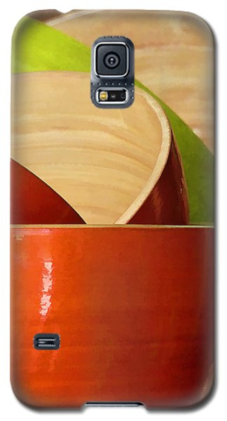 Rice Bowl Stack Galaxy S5 Case
