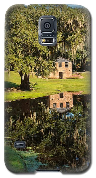 Rice Mill  Pond Reflection Galaxy S5 Case