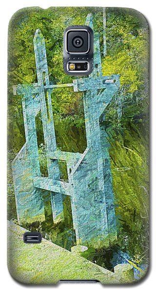 Rice Trunk - Faux Painting Galaxy S5 Case