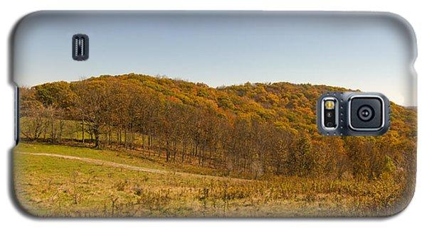 Rich Mountain Autumn Galaxy S5 Case