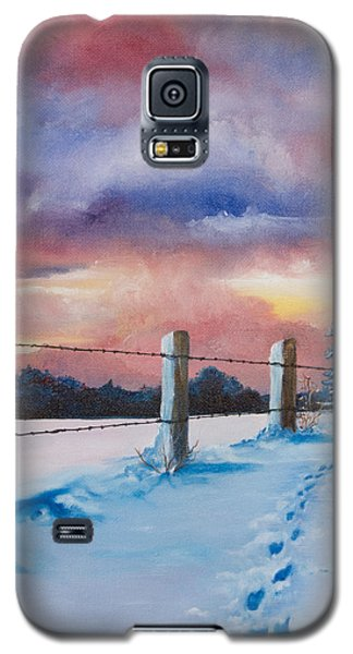 Rich Wintertide Galaxy S5 Case