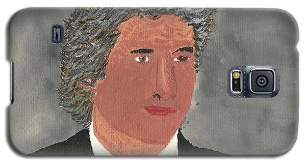 Richard Gere Galaxy S5 Case by Tracey Williams