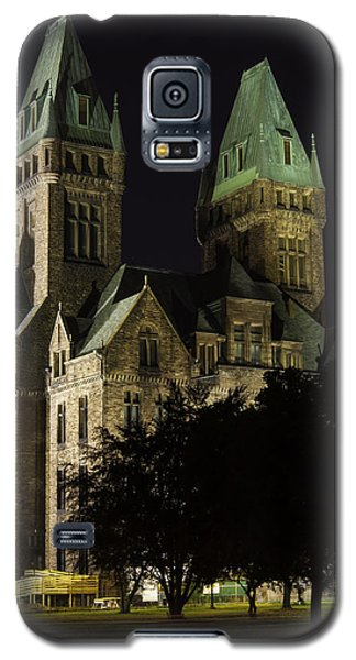 Richardson Olmsted Complex From The Lawn Galaxy S5 Case by Don Nieman