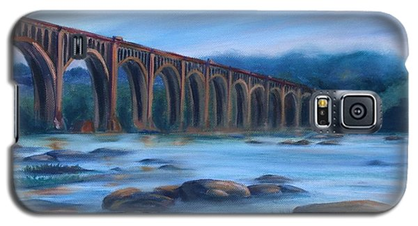 Richmond Train Trestle Galaxy S5 Case