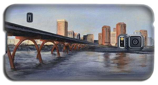 Richmond Virginia Skyline Galaxy S5 Case