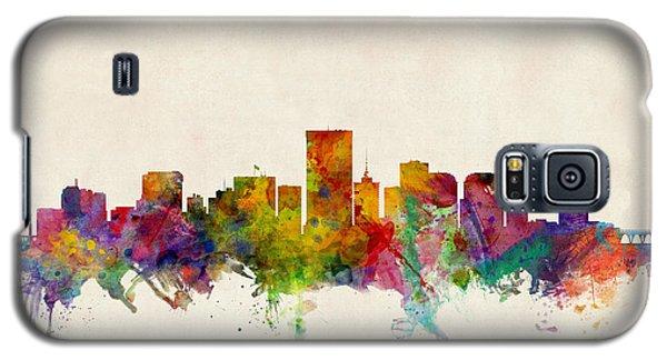 Richmond Virginia Skyline Galaxy S5 Case