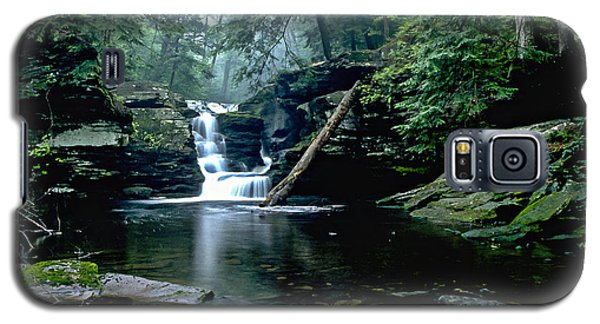 Ricketts Glen Falls 016 Galaxy S5 Case