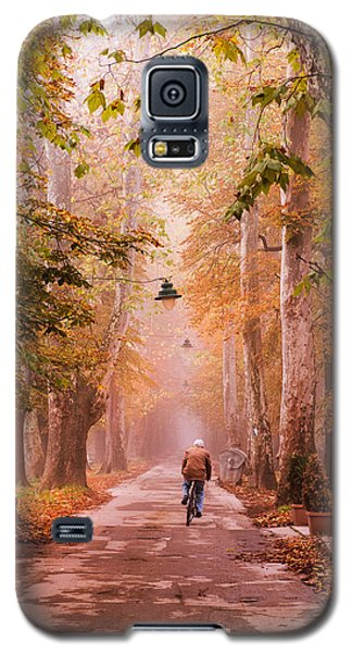 Ride A Bicycle Galaxy S5 Case