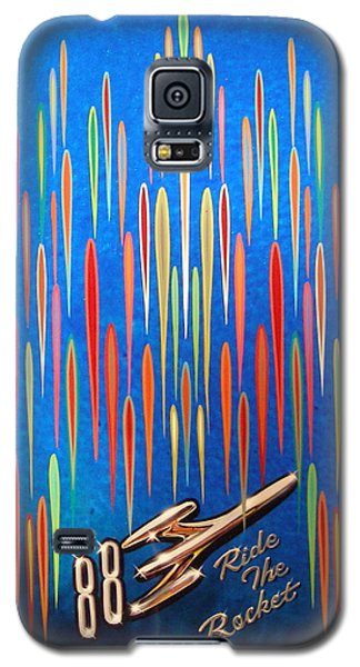 Ride The Rocket 88 Galaxy S5 Case