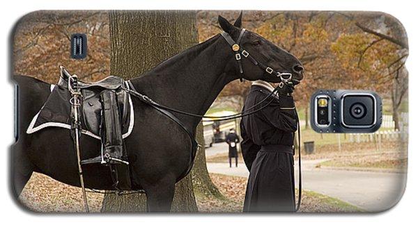 Riderless Horse Galaxy S5 Case