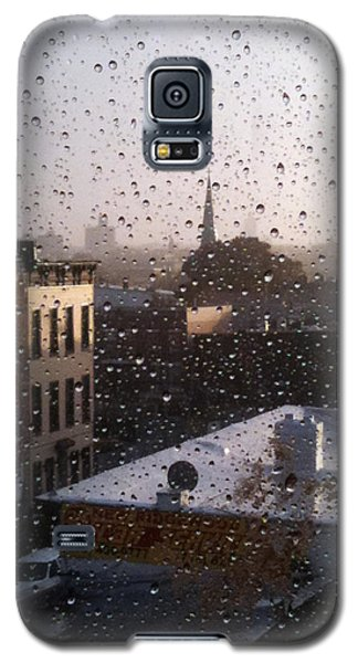 Ridgewood Wet With Rain Galaxy S5 Case