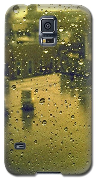 Ridgewood Wet With Rain St Matthias Roman Catholic Church Galaxy S5 Case