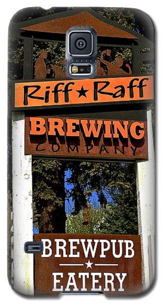 Riff Raff Brewing Galaxy S5 Case