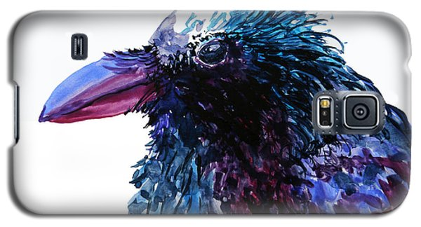 Riled Raven Galaxy S5 Case