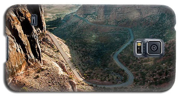 Rim Rock Drive Galaxy S5 Case