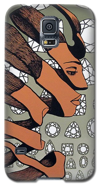 Rind Beauty Galaxy S5 Case by Malinda Prudhomme
