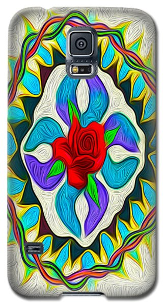 Ring Around The Rose Galaxy S5 Case by Gregory Dyer
