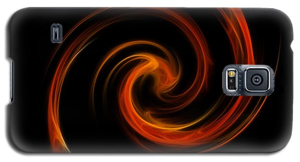Ring Of Fire Galaxy S5 Case