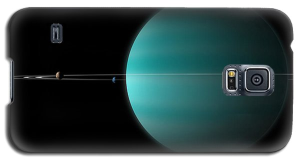 Ringed World No.5 Galaxy S5 Case