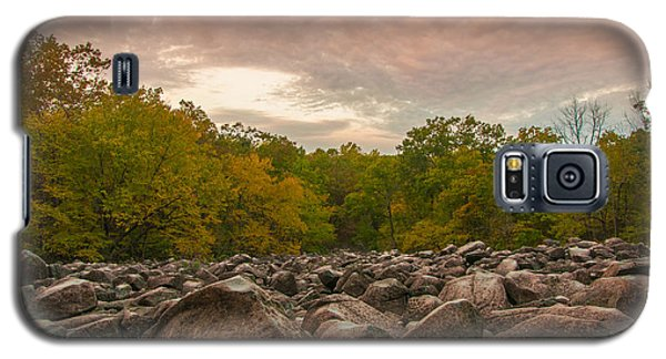 Ringing Rock Galaxy S5 Case
