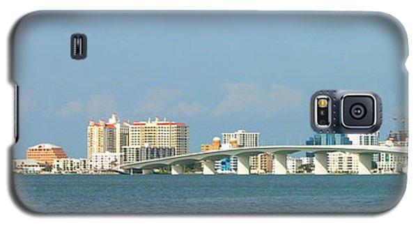 Ringling Bridge Galaxy S5 Case by Mariarosa Rockefeller