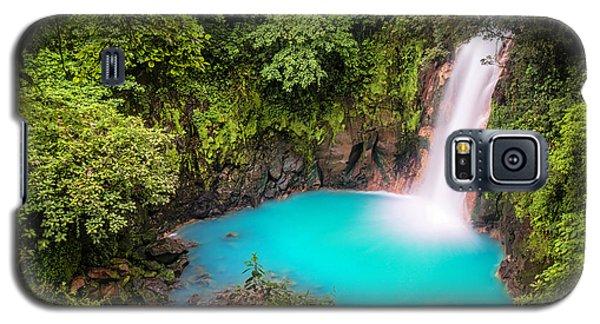 Rio Celeste Waterfall Galaxy S5 Case
