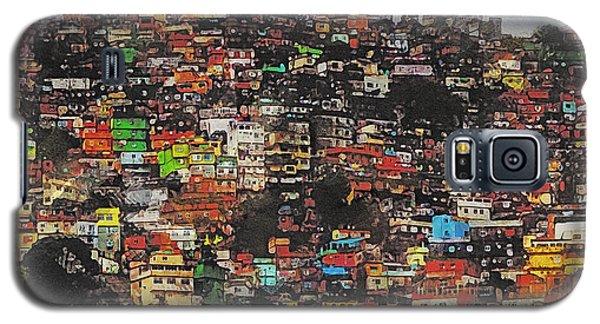 Rio Galaxy S5 Case by Galen Valle