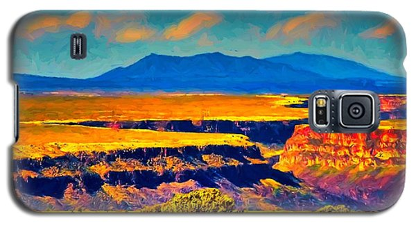 Rio Grande Gorge Lv Galaxy S5 Case
