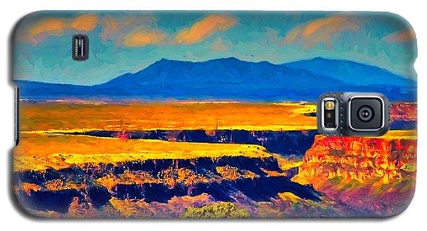 Rio Grande Gorge Lv Galaxy S5 Case