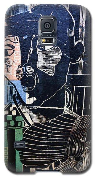 Rio Mural Galaxy S5 Case by Matthew Bamberg