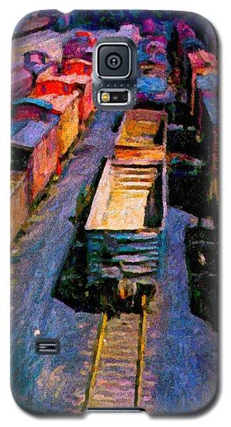 Rip Tracks Galaxy S5 Case