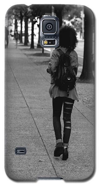 Galaxy S5 Case featuring the photograph Ripped Jeans by Dorin Adrian Berbier