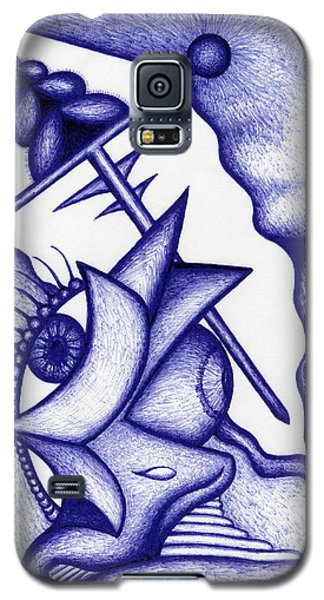 Ripple Galaxy S5 Case