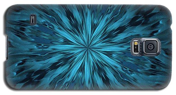 Ripple Star Galaxy S5 Case by Donna Brown