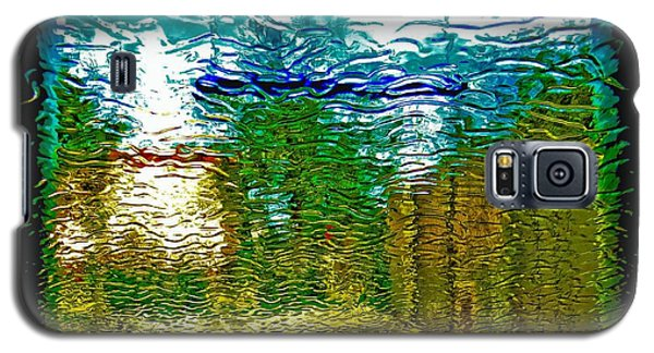 Rippled Dreams Galaxy S5 Case